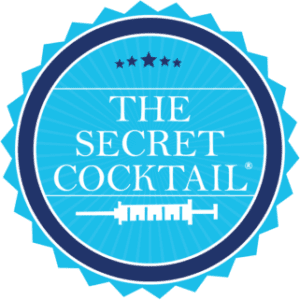 The Secret Cocktail logo